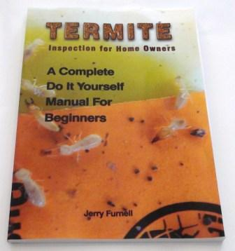 DIY Termite Inspection Book